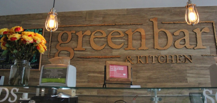 Green Bar Kitchen Express