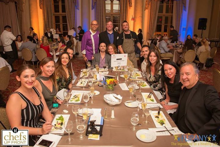 Chefs Up Front 2017 Biltmore Hotel Coral Gables