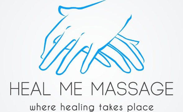 Heal Me Massage Logo